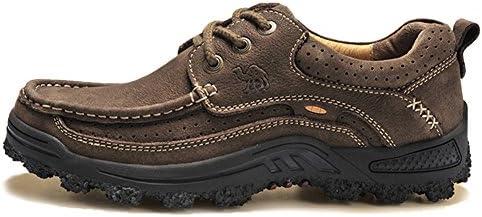 トレッキングシューズ 登山靴 カジュアルシューズ アウトドアシューズ メンズ 靴 レースアップ