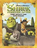 Story Activity Book with Stickers (Shrek Forever After) (2010-04-20)