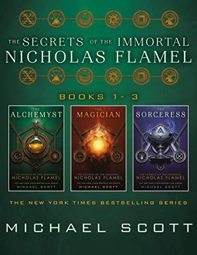 The Secrets of the Immortal Nicholas Flamel, Books 1-3 (The Alchemist Immortal Secrets Of Nicholas Flamel)