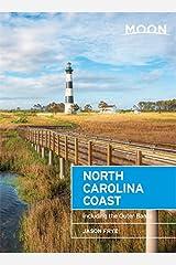 Moon North Carolina Coast: Including the Outer Banks (Moon Handbooks) Paperback