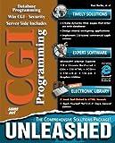 CGI Programming Unleashed