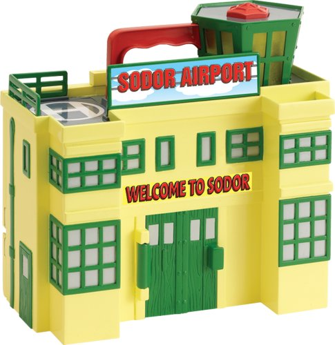 Learning Curve Take Along Thomas & Friends - Sodor Airport Playset