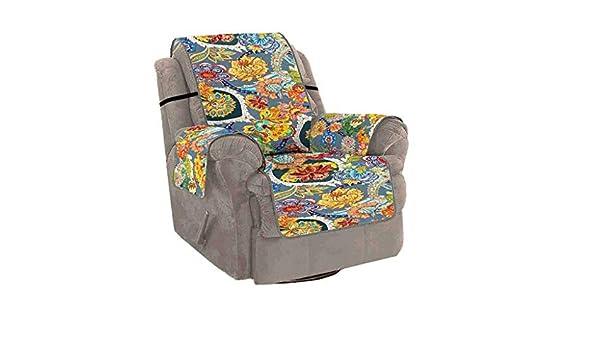 Easong - Cojín para sofá con Estampado de Cachemira ...
