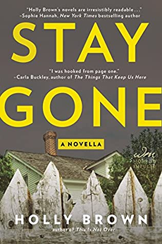 book cover of Stay Gone