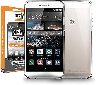 Orzly® - FlexiCase para Huawei P8 Smartphone (5,2 Pulgadas ...