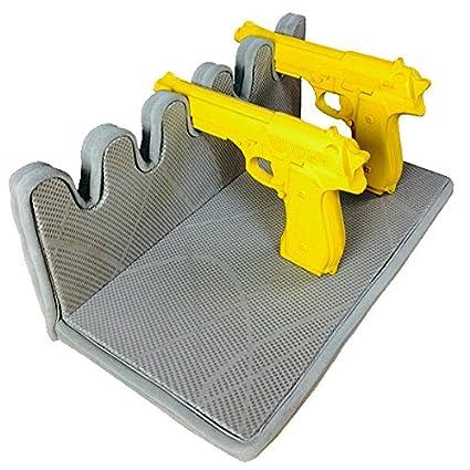 Amazon Com Stealth 5 Handgun Pistol Rack Gun Safe Accessory Storage