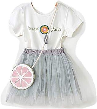 Amazon.com: Juego de ropa para niñas, 2 – 7 años para niños ...