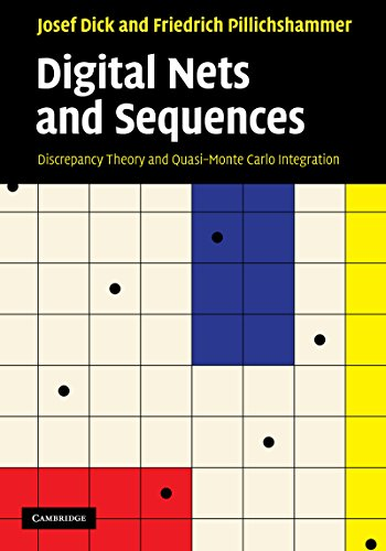 Download Digital Nets and Sequences: Discrepancy Theory and Quasi-Monte Carlo Integration Pdf