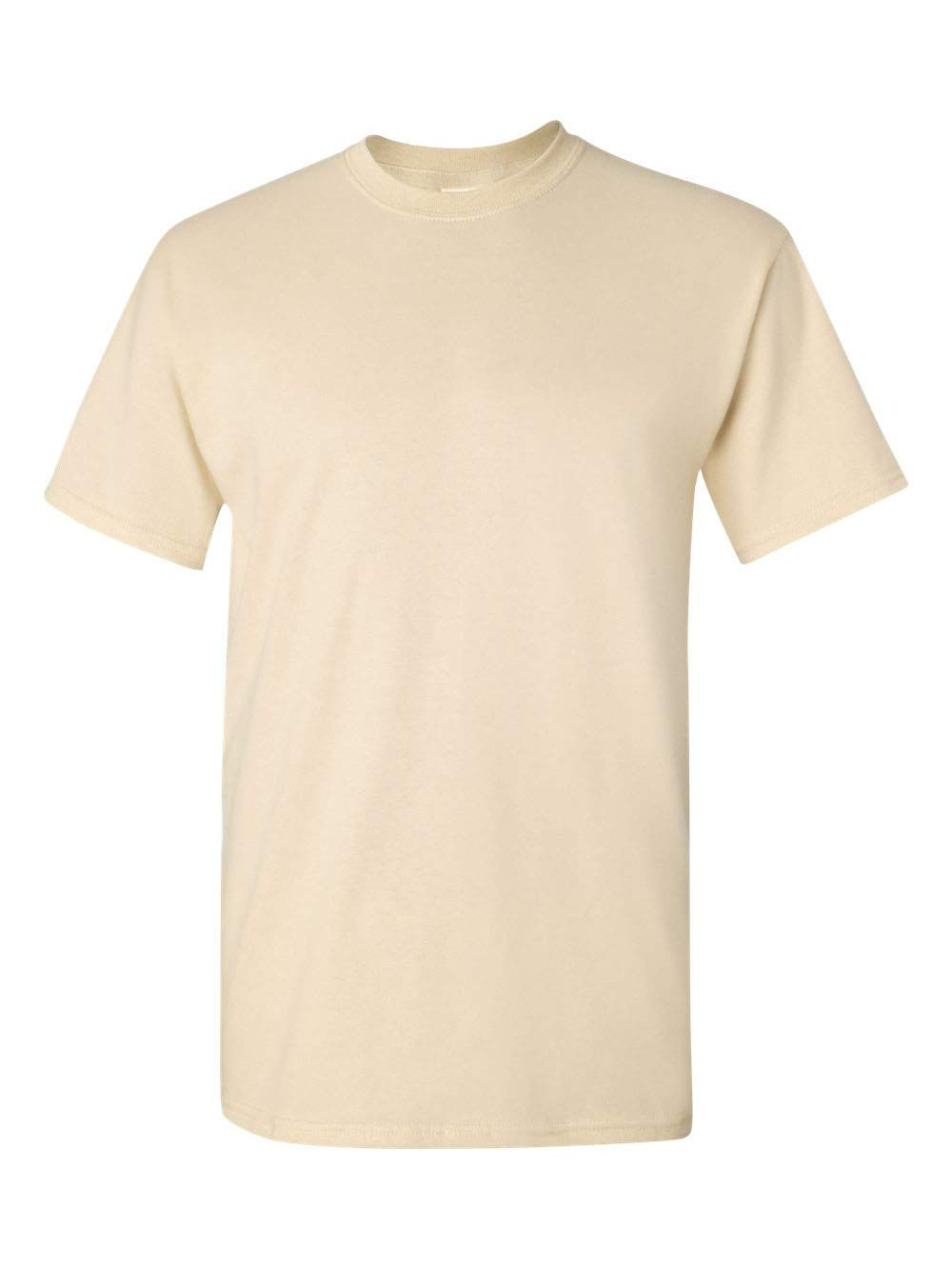 Gildan Men's Ultra Cotton Tee Extended Sizes, Natural, XXX-Large