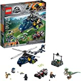 [Sponsored]LEGO Jurassic World Blue's Helicopter Pursuit 75928 Building Kit 397 pieces