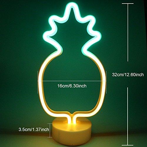 Pineapple Neon Light Signs Xiyunte Led Neon Signs