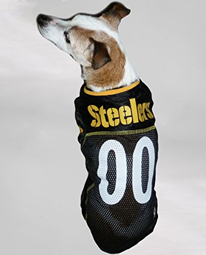 Amazon.com   NFL PITTSBURGH STEELERS DOG Jersey c50039de7