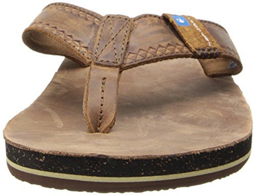 Footwear Brown Sandal McCoy Freewaters Freewaters Mens Mens n8XpHqS