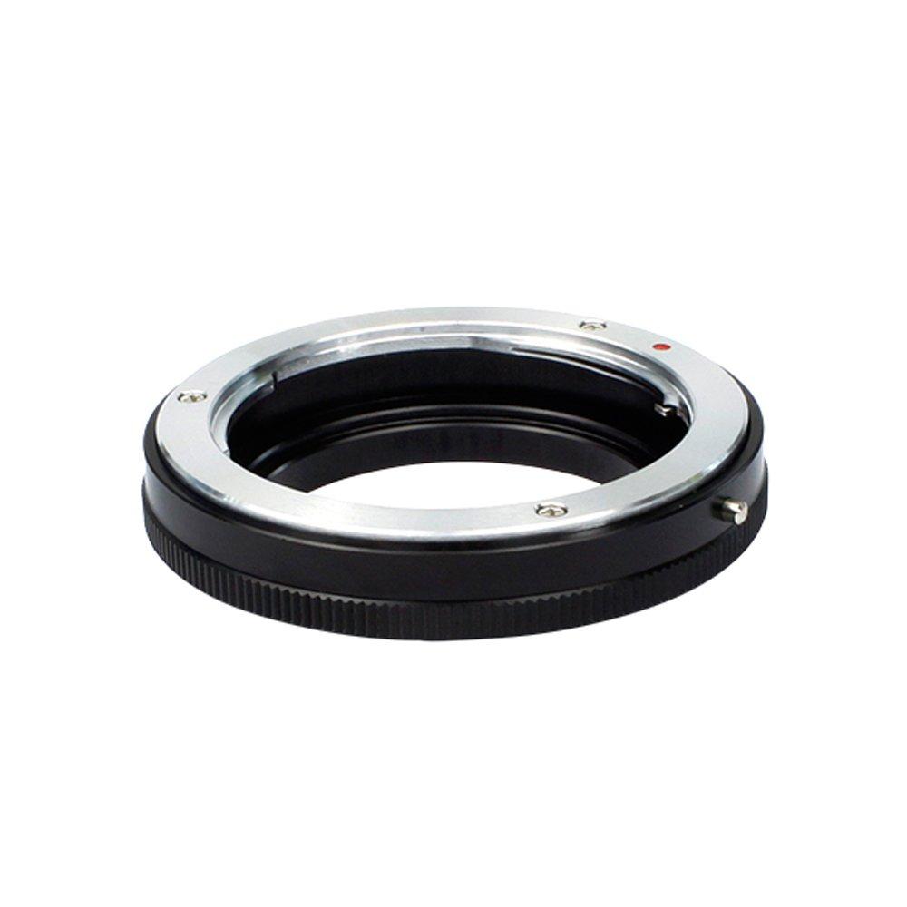 Pixco Contax/YashicaレンズをNikon Fマウントアダプターリングd4 d5200 d800 (withoutガラス) Nikon Df d5300 d610 d7100 d5200 d600 d3200 d800 /d800e   B07F9ZKPGK