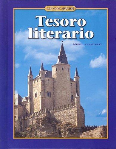 Tesoro literario, Student Edition (SPANISH LEVEL 5)