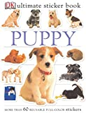 Ultimate Sticker Book: Puppy (DK Ultimate Sticker Books)