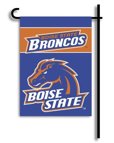 Boise State Broncos 2-Sided Garden Flag - Collegiate College
