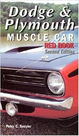 Dodge and plymouth muscle car 1964 2000 red book peter sessler dodge and plymouth muscle car 1964 2000 red book peter sessler 0752748308015 amazon books fandeluxe
