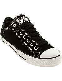 Converse Unisex One Star Pro Ox Black/White Skate Shoe 12 Men US