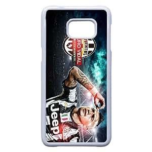 Samsung Galaxy Note 5 Edge Phone Case White Arturo Vidal ZEC911074