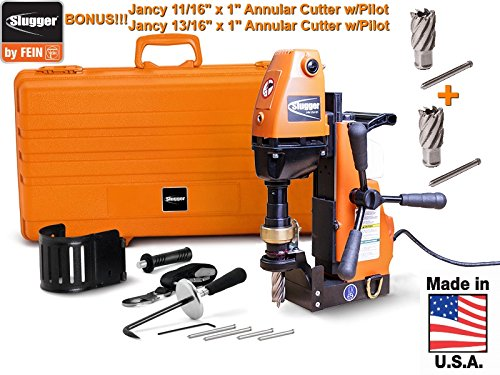 jancy annular cutter 2 - 4