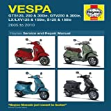 Vespa 2005 to 2010, Matthew Coombs and Max Haynes, 184425898X