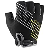NRS Half-Finger Guide Gloves-Black-XL