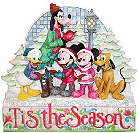 Amazon.de: Jim Shore Disney Traditions by enesco 4059743 Ostern Minnie Maus  Figur
