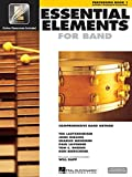 img - for ESSENTIAL ELEMENTS 2000, BOOK 1 - PERCUSSION (INCLUDES CD & DVD) book / textbook / text book
