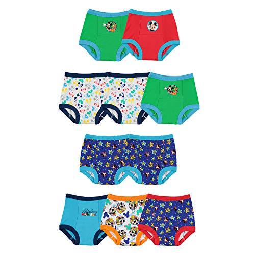 Disney Mickey Mouse Potty Training Pants Multipack Jongens Baby en Peuter Potty Training Ondergoed