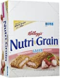 Kellogg's Nutri-Grain Greek Yogurt Bars-Strawberry-1.3 oz, 16 ct