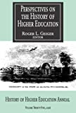 img - for Perspectives on the History of Higher Education : 2006 (History of Higher Education Annual) book / textbook / text book