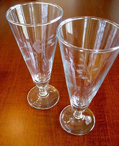 - Princess House Heritage Pilsner Glass