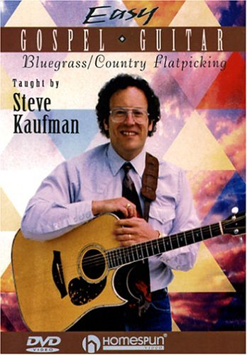 DVD-Easy Gospel Guitar by Homespun