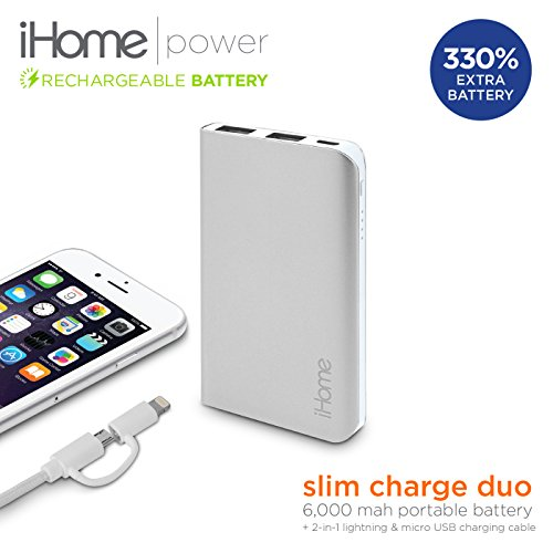 iHome Charge Power Charging Cable