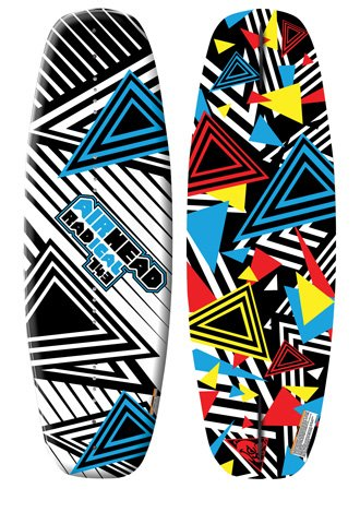 AIRHEAD RADICAL WAKEBOARD, Manufacturer: KWIK, Manufacturer Part Number: AHW-3020-AD, Stock Photo - Actual parts may vary.