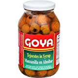 Goya Foods Tejocotes In Syrup, 36 Ounce (Pack of 12)