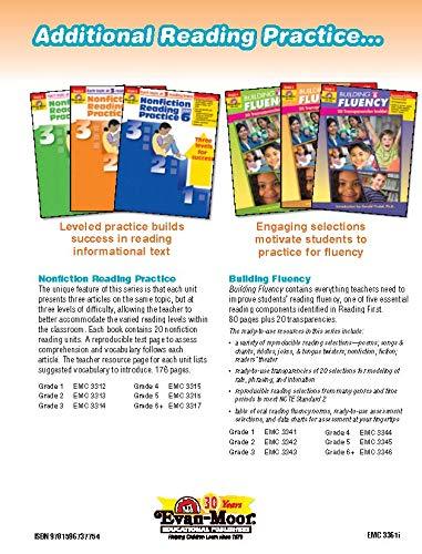 Evan-Moor 3727 Beginning Geography Book