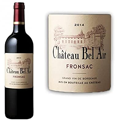 Bel Air Fronsac Château Et 2014Chaussures Sacs bf67gyvY