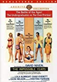 Impossible Years [DVD] [1968] [Region 1] [US Import] [NTSC]