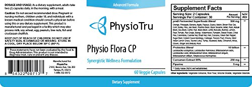 Physio Flora CP - 4 Pack