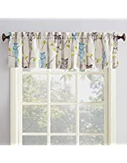 No. 918 Hoot Kitchen Curtain Tiers