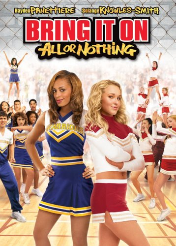 DVD : Bring It on: All or Nothing (, Dubbed, Dolby, AC-3, Widescreen)