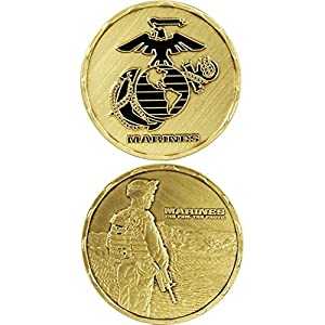 U.S. Marine Corps The Few, The Proud Challenge Coin