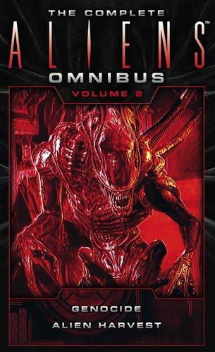 book cover of Alien Omnibus 2