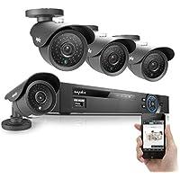 Sannce 960H Video Surveillance Camera System