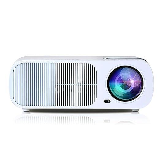 Mini Proyector Pantalla de Video 1080P soportada 5.0 Pulgadas LED ...