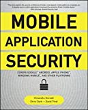 Mobile Application Security (Networking & Comm - OMG)