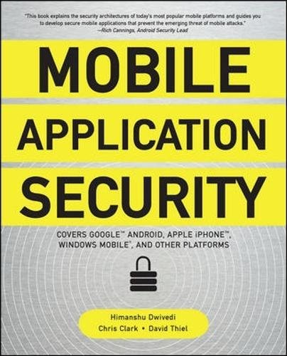 Mobile Application Security ()