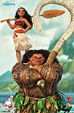 "Amazon Price History for:Trends International Moana Pose Prints, 22.375"" x 34"""